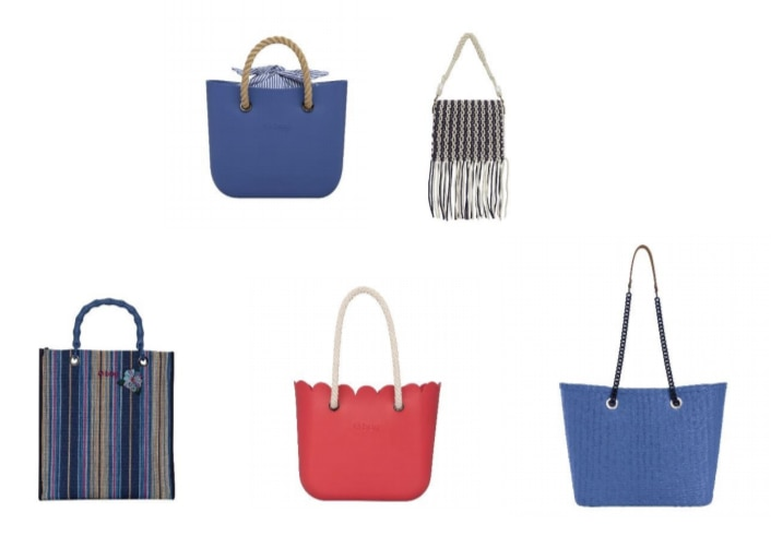 O Bag Mediterraneo collection