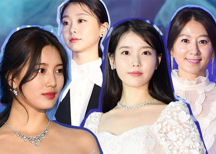 Best Beauty Looks at the 55th Baeksang Arts Awards