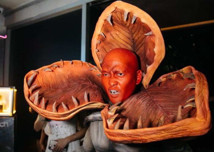 Tim Yap apocalypse Halloween party