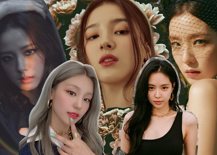 10 Beautiful K-Pop Stars