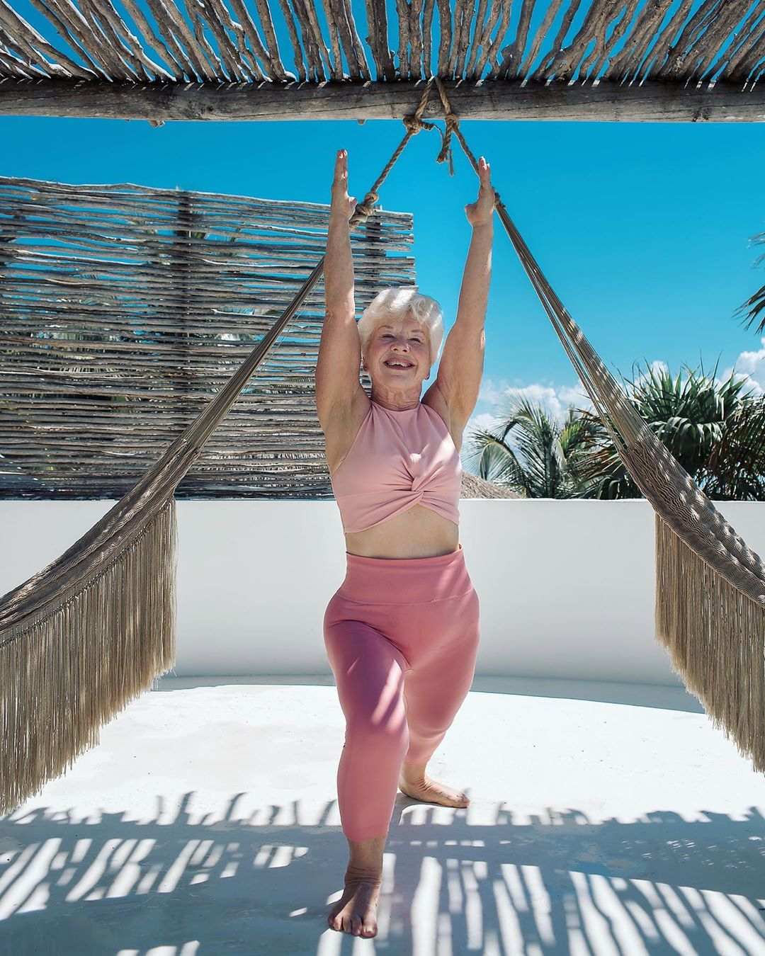 Living the active life at Tulum