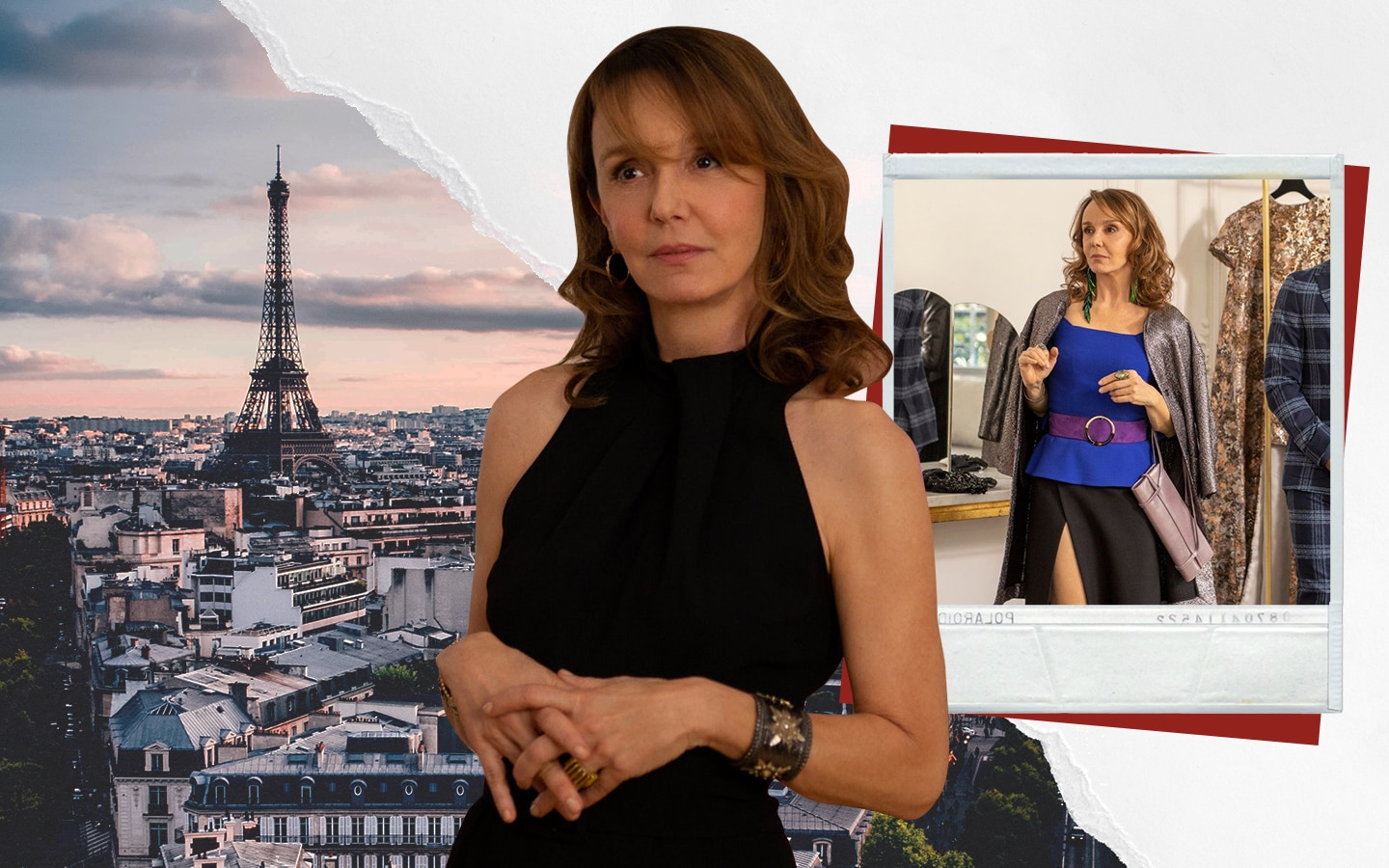 All of Sylvie's Looks on 'Emily In Paris'