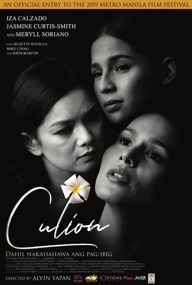 """Culion"" stars Meryll Soriano, Jasmine Curtis-Smith, and Iza Calzado"