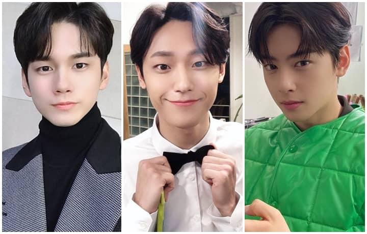 Korean Actors Ages 26 And Below