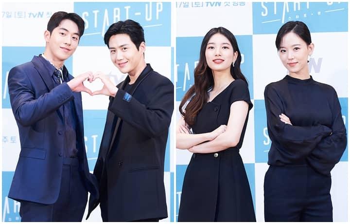 """About New K-Drama """"Start-Up"""""""