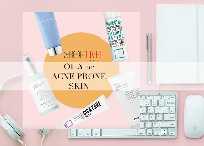 Skin Type: Oily & Acne-Prone