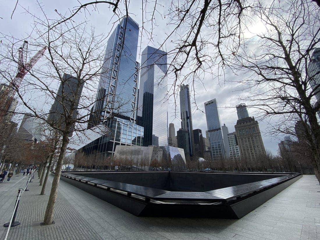 A Desolate New York