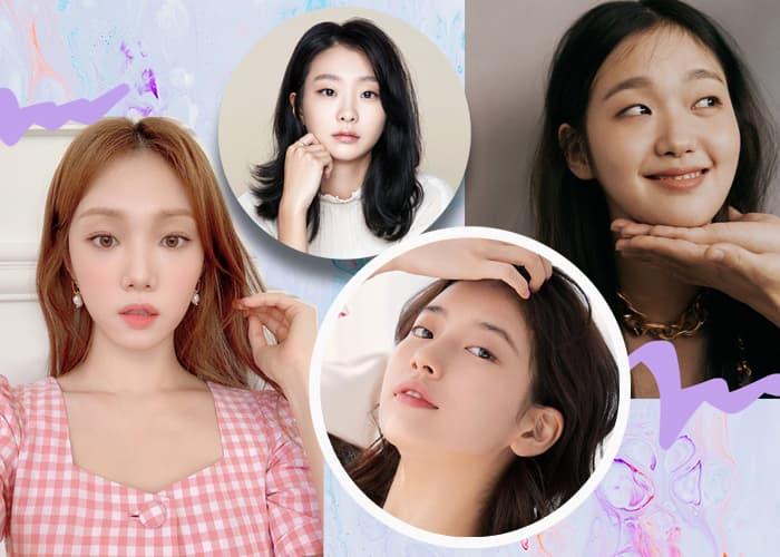 Baby-Faced Korean Actresses