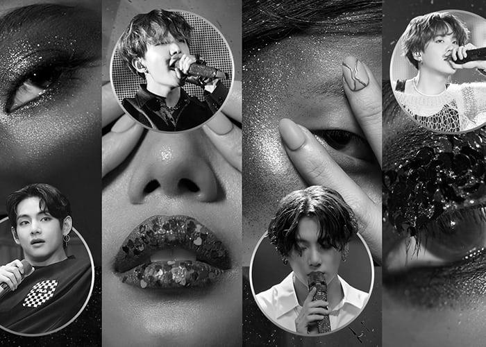 BTS Mic Beauty Editorial