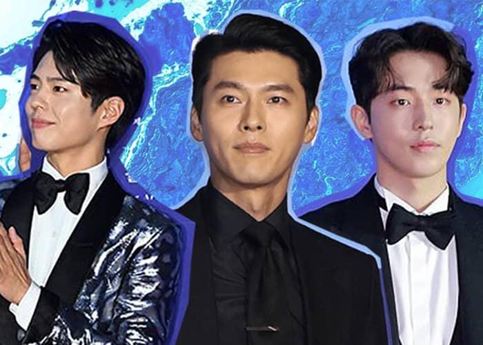 55th Baeksang Arts Awards Handsome Actors