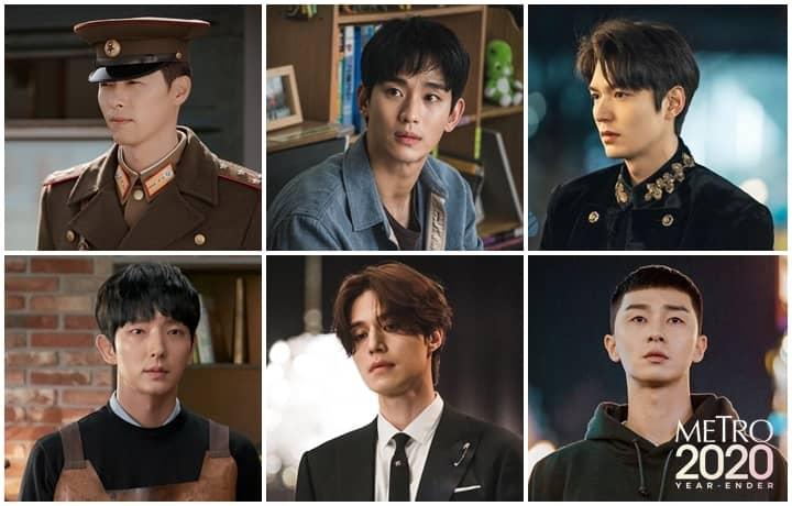 Best K-Drama Actors Of 2020