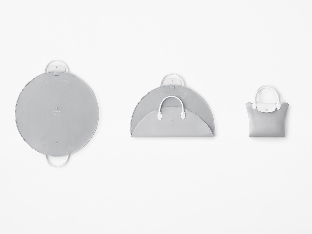 Longchamp's Limited Edition nendo Collection