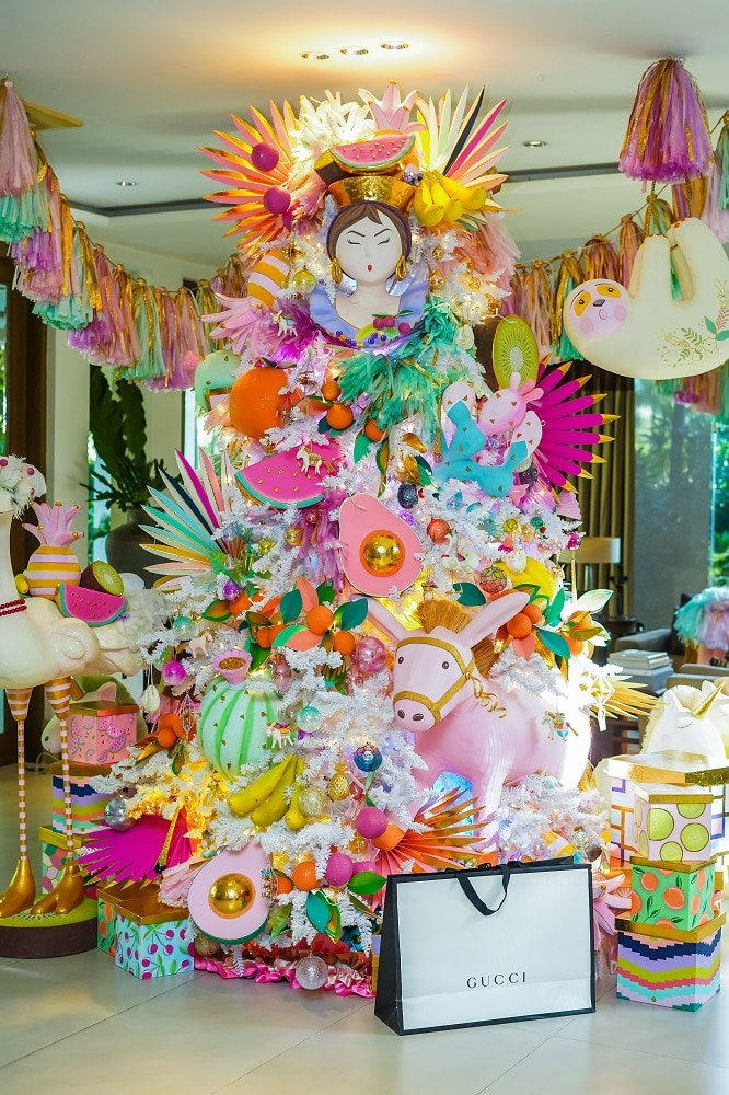 Belo Christmas Party 2020 Take A Peek At Dra. Vicki Belo's Mexican Inspired Christmas Tree