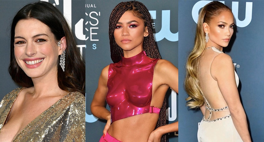 Best Beauty Looks From Critics Choice Awards 2020