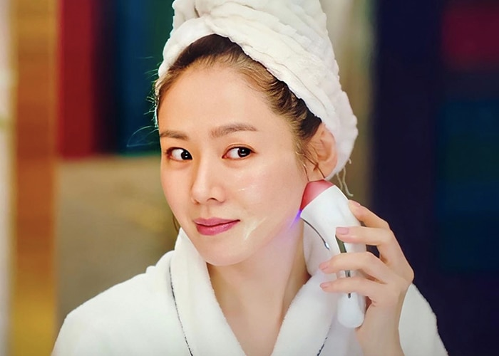 Son Ye-jin Skincare Inspo