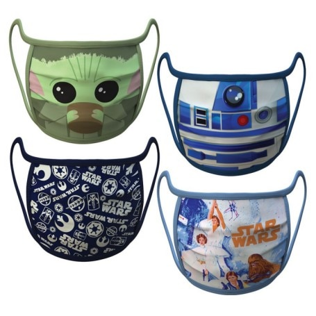 Star Wars cloth face masks