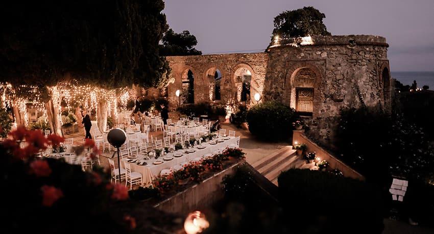 Real Weddings: Isa and Chris