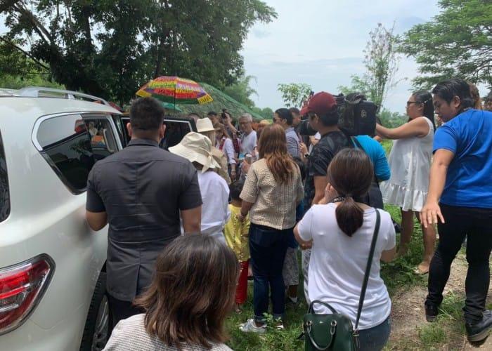Martha Stewart visits Pampanga