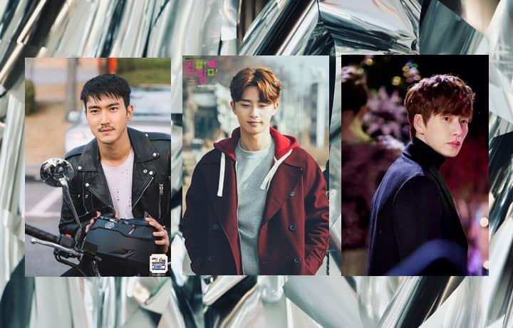 Korean Actors: Second Leads