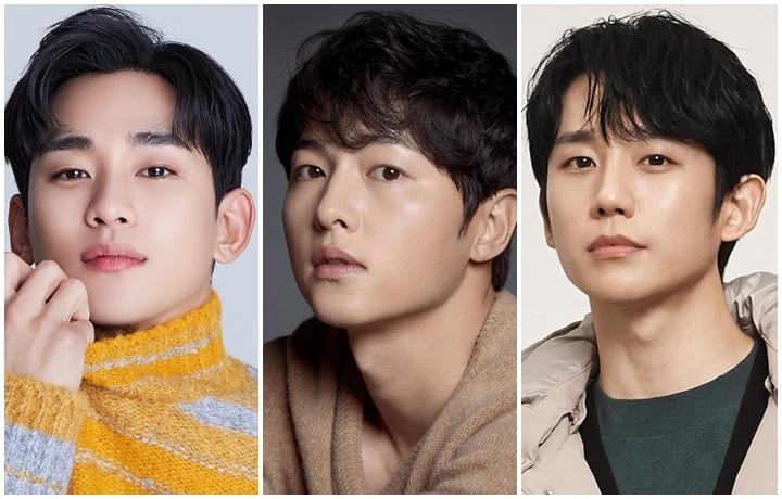 Korean Actors With 2021 K-Dramas