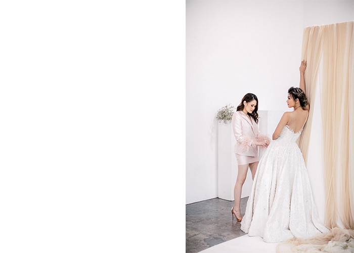 Julianne Syjuco's First RTW Bridal Collection