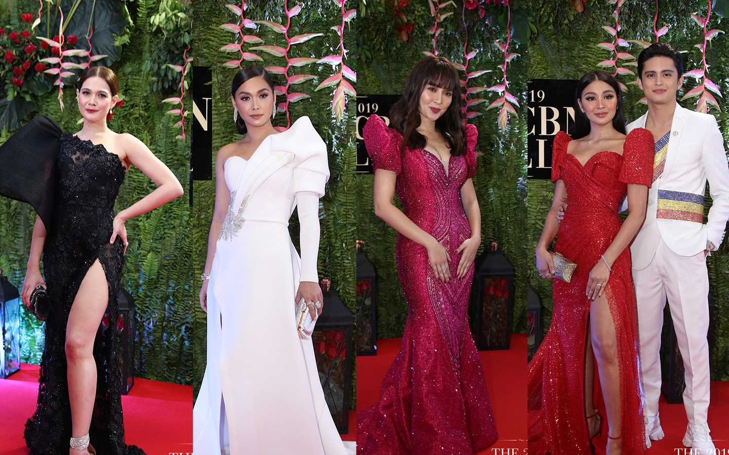 The Most Glowing Stars at the ABS-CBN Ball