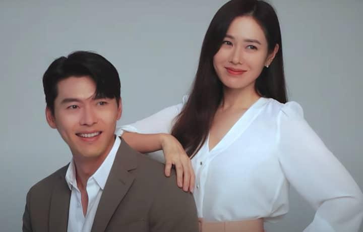 Hyun Bin & Son Ye-Jin for Smart