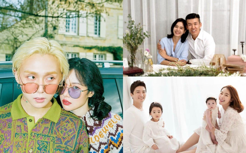 5 Stylish Korean Couples