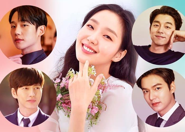 Kim Go-Eun's K-Drama & K-Flicks Partners