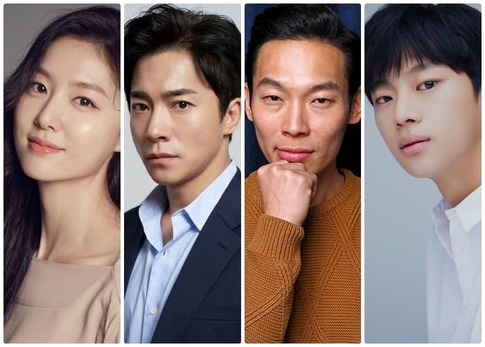 The CLOY Cast Members' K-Dramas