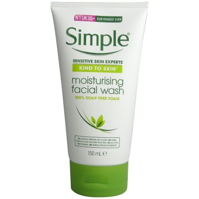 Simple Facial Wash