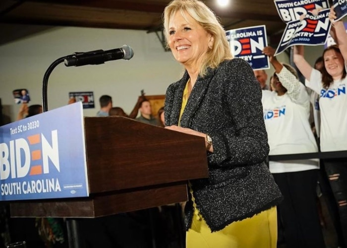 get to know first lady jill biden