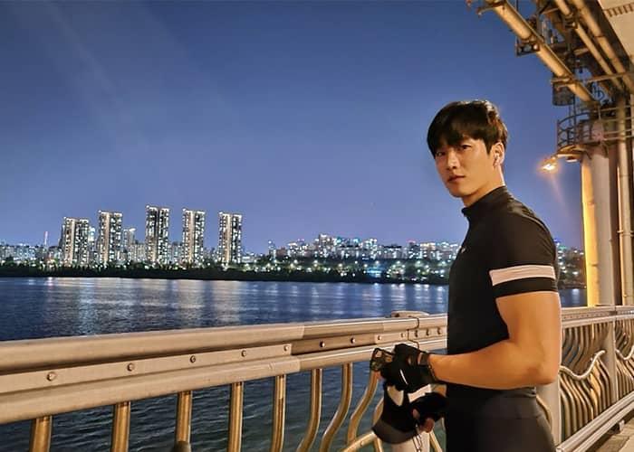 Ahn Bo-hyun's Fitness Secrets