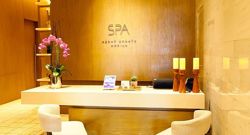 Spa at Kerry Sports Manila