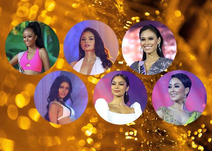 #MetroBeautyWatch: Miss Universe PH Top 16 Beauty Looks