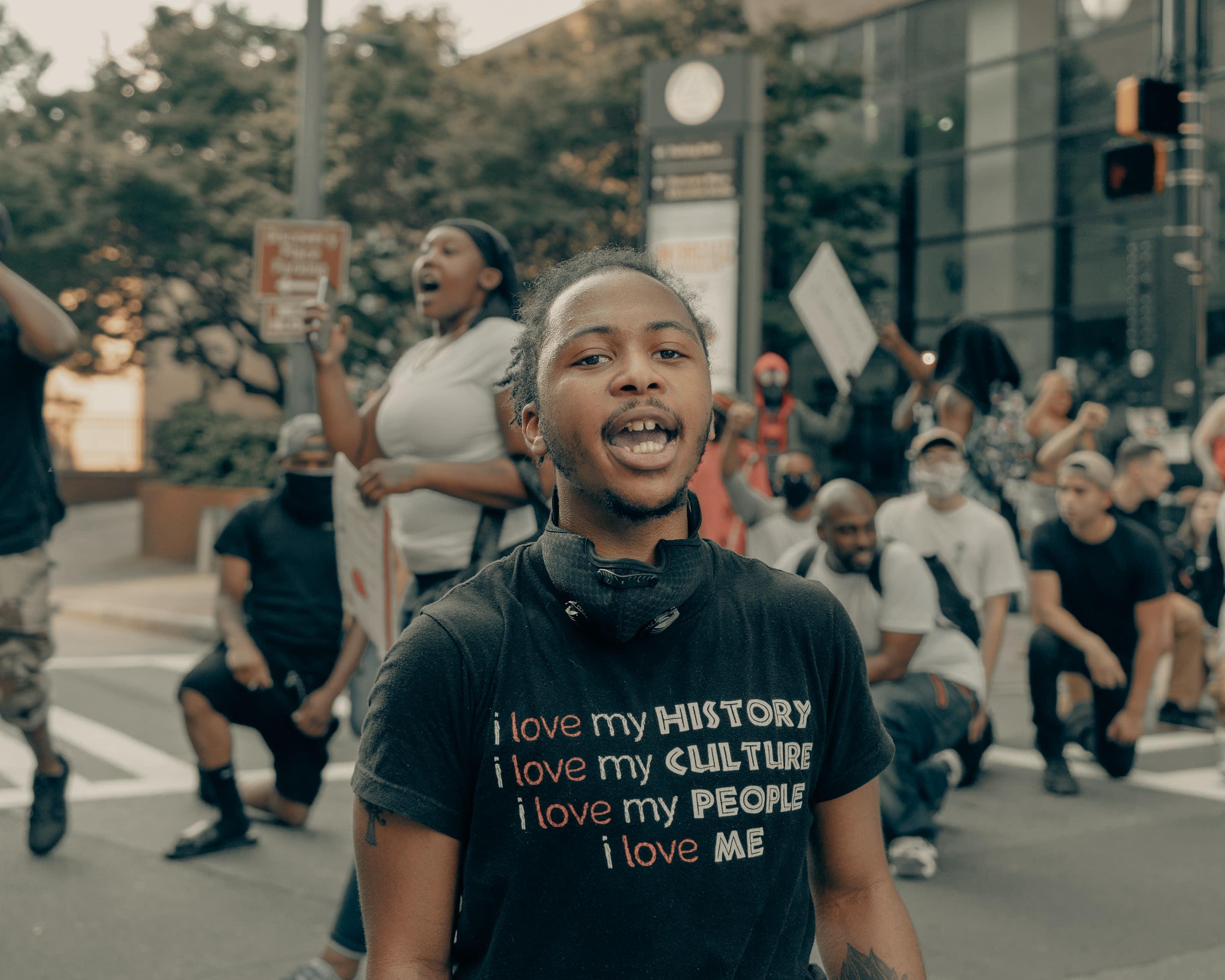 george floyd black lives matter protests usa 1