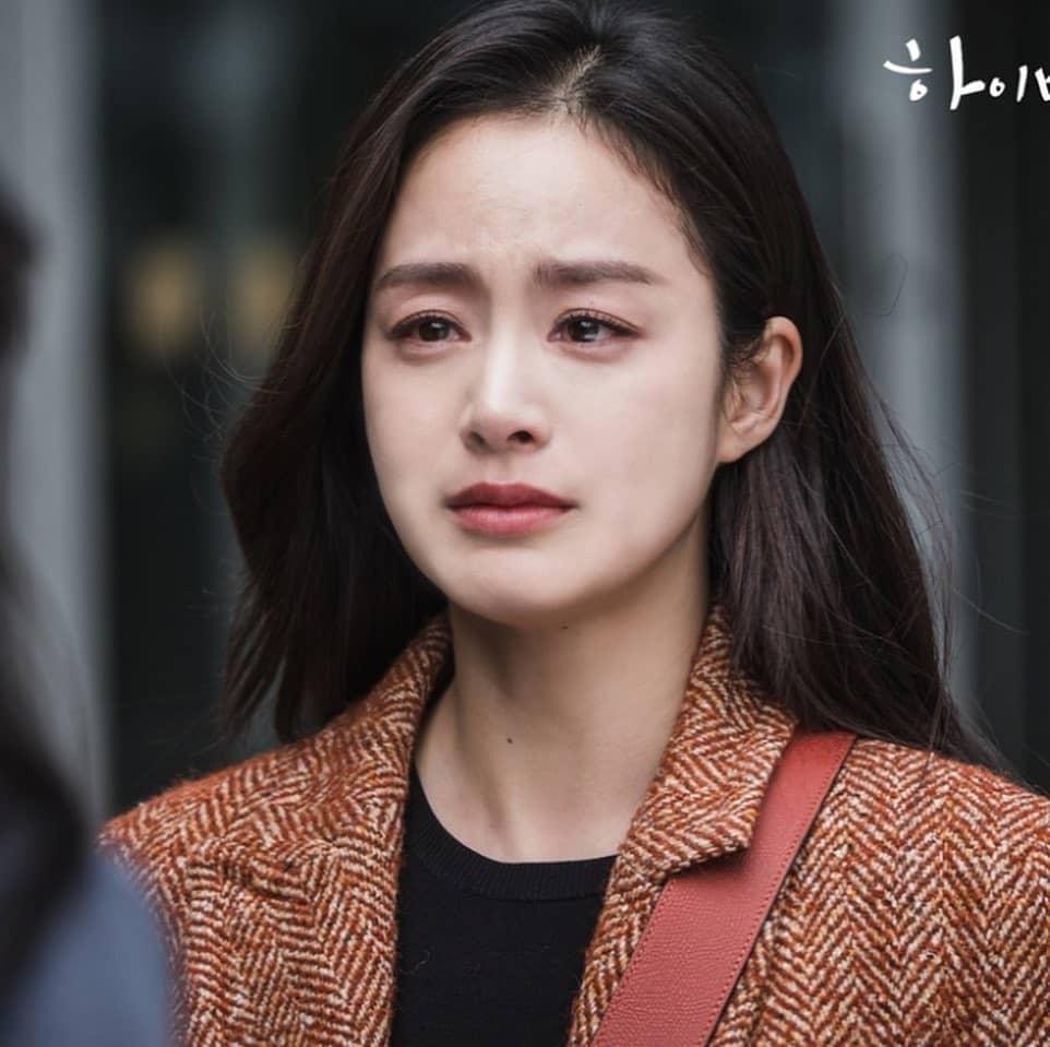 Kim Tae-Hee as Cha Yu Ri in Hi Bye, Mama!