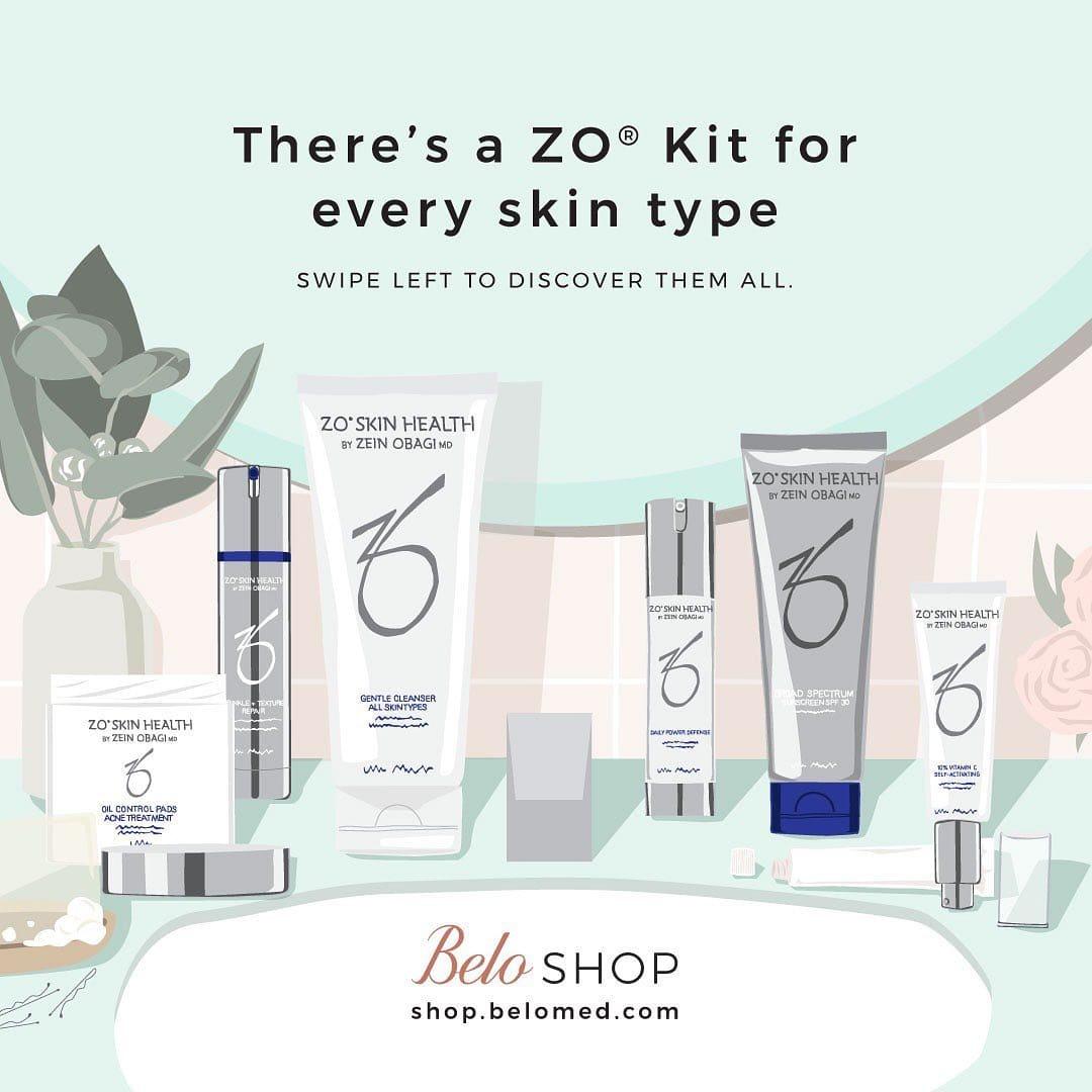 Belo Beauty's ZO Kit
