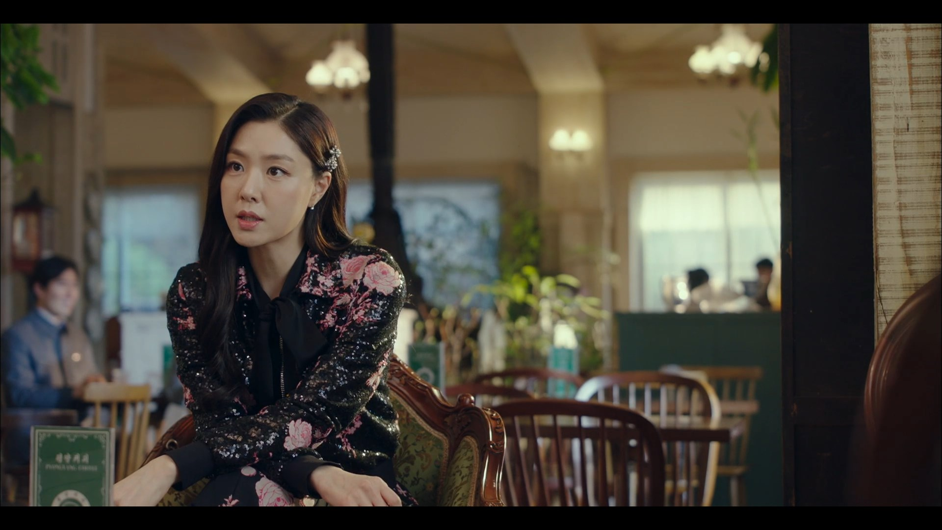 Crash Landing on You Episode 16 Seo Dan
