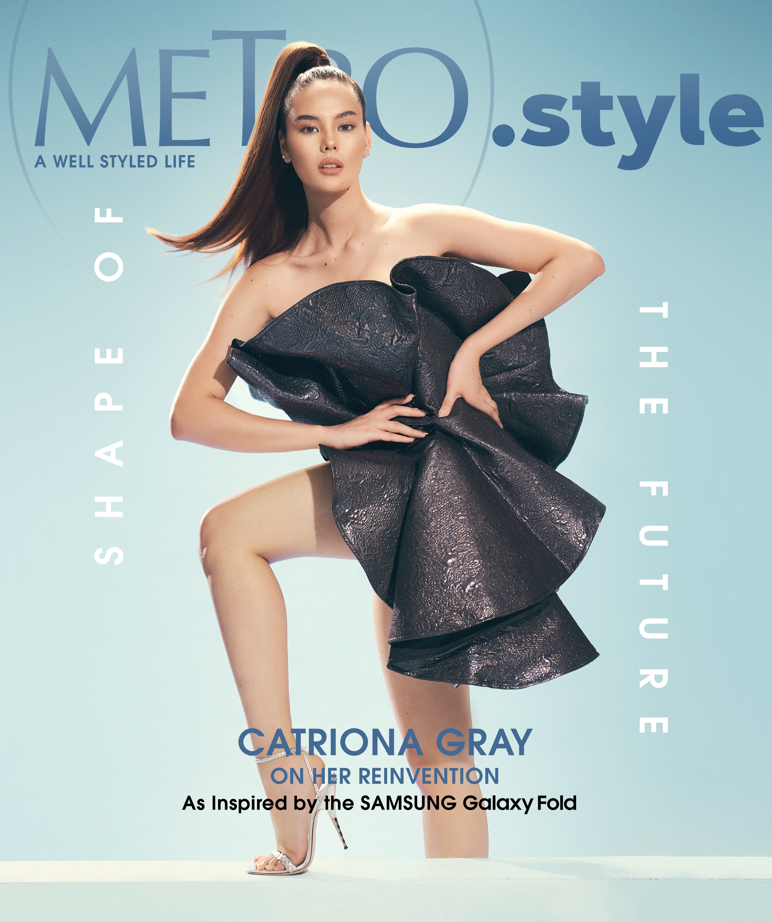 Catriona's Metro.Style cover is inspired by Samsung Galaxy Fold