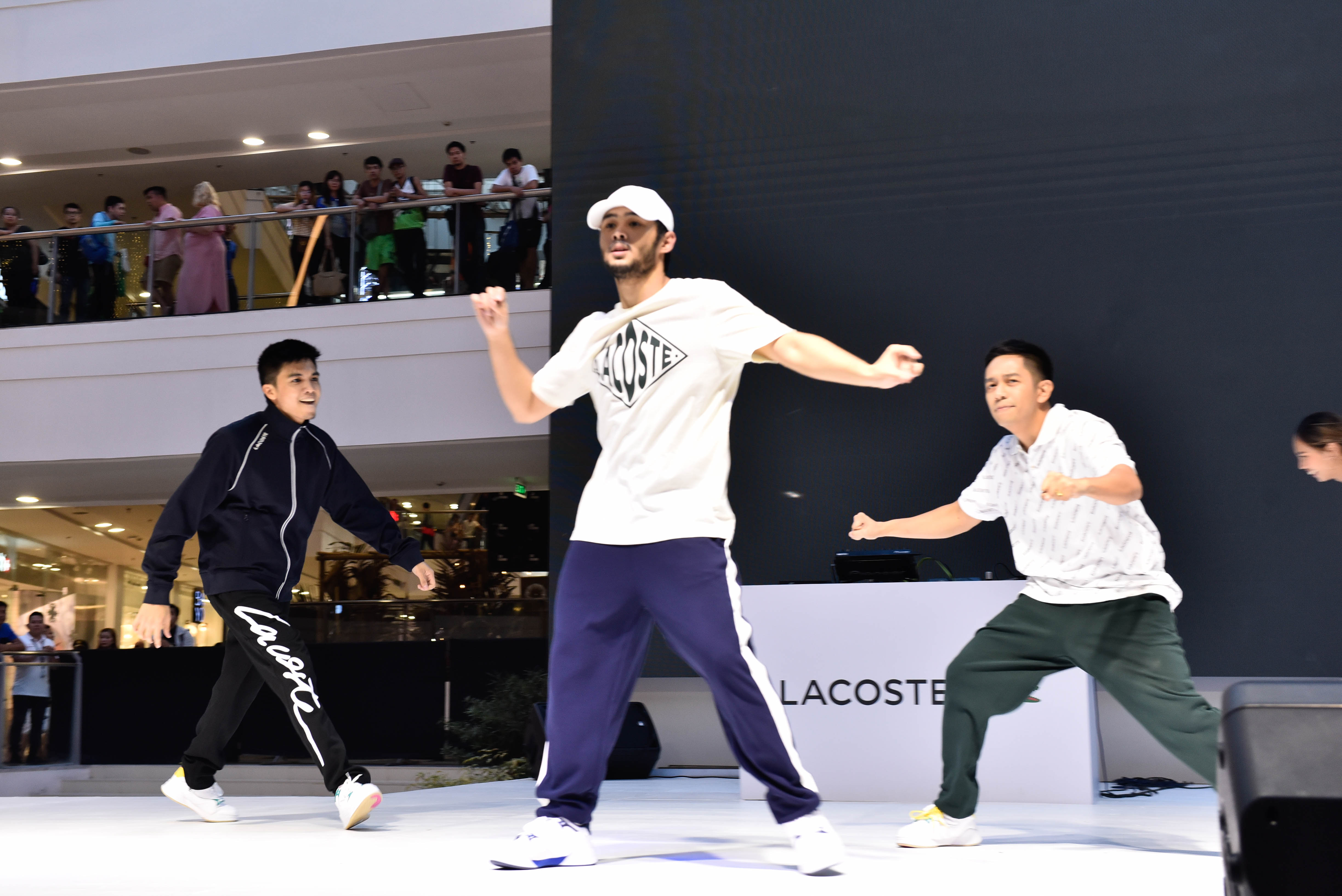 lacoste court slam collection revives 90s street s 0