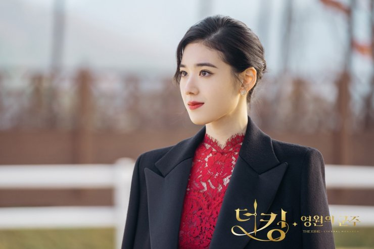 Jung Eun-Chae as Prime Minister Koo Seo-Ryeong