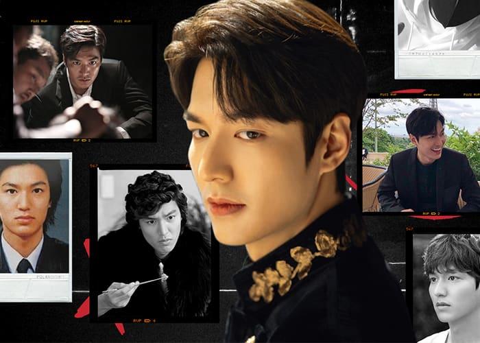 Lee Min-Ho's Evolution