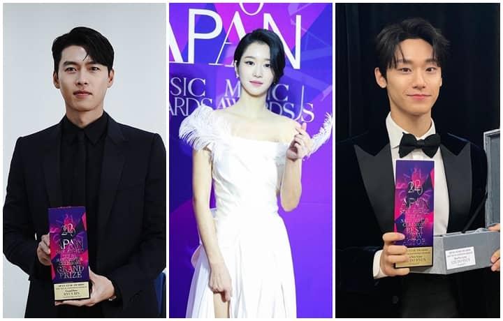 2020 APAN Star Awards Winners