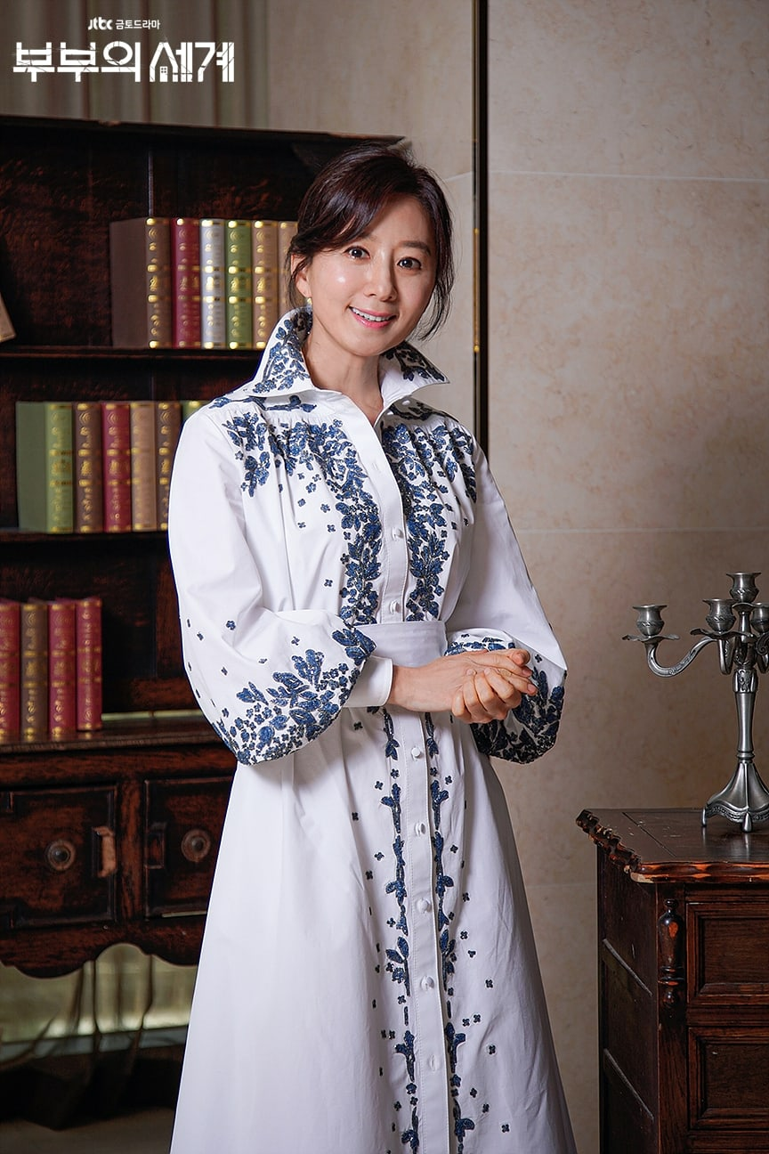 The World of the Married actress Kim Hee-ae