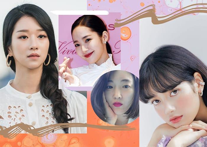 Maeng's Celebrity Makeup Work