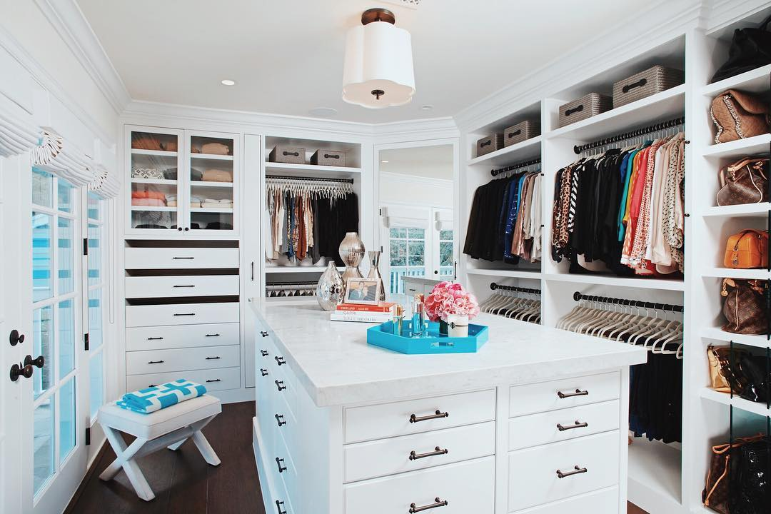 Our Favorite Closets By Lisa Adams