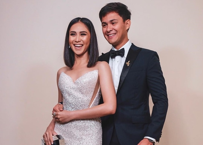 Matteo Guidicelli and Sarah Geronimo get married in Italy