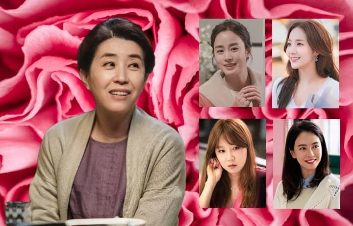 K-Drama Mom: Kim Mi-Kyung
