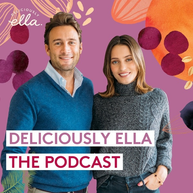 Ella does the podcast with her husband and business partner Matthew Mills.